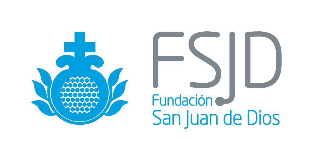 Logo fundación San Juan de Dios