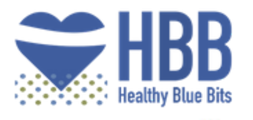 Logo Healthy Blue Bits